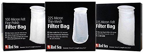 Mar Rojo Reefer & max-s bolsas de filtro de acuario