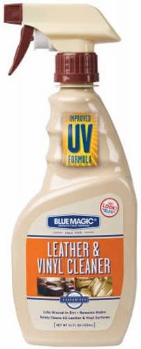 Blue Magic Courier shipping free 800 16Oz Popular standard Lthr Vinyl Clear Cleaner