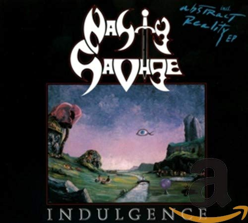 Nasty Savage: Indulgence/Abstract Reality Ri Lim.ed. (Audio CD)