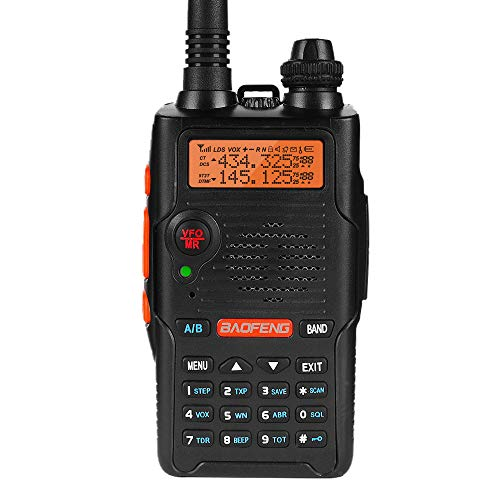 Baofeng Ricetrasmittente professionale VHF/UHF Walkie Talkie