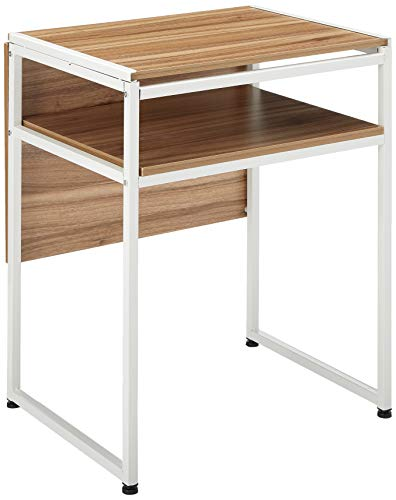 Magshion Extendable Restaurant Dining Drop Leaf Table Computer Laptop Breakfast Desk Coffee Shop