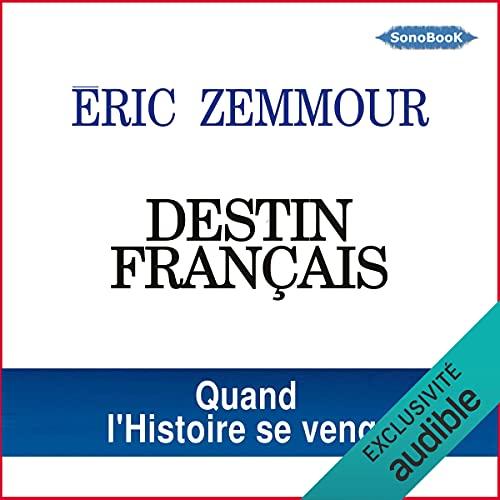 Couverture de Destin français