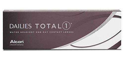 Dailies Total 1 Tageslinsen weich, 30 Stück / BC 8,5 mm / DIA 14,1 mm / -5 Dioptrien by Dailies
