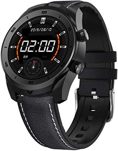 Reloj inteligente que monitorea la llamada bluetooth reloj inteligente de negocios deportes hombres y mujeres-Di