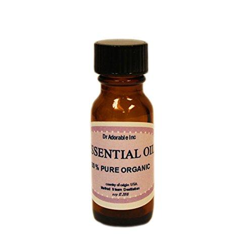 Marjoram Sweet Essential Oil 100% Pure Organic 0.6 Oz/18 Ml