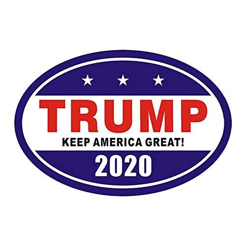 1 PC Trump 2020 Aufkleber, Biden Magnetic Aufkleber, Trump Autoaufkleber Für Präsidentschaftswahlen, Universal Magnetic Aufkleber Für Autokühlschrank