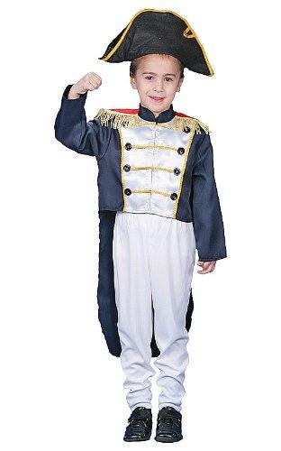 Dress Up Costume général colonial historique de pour les enfants