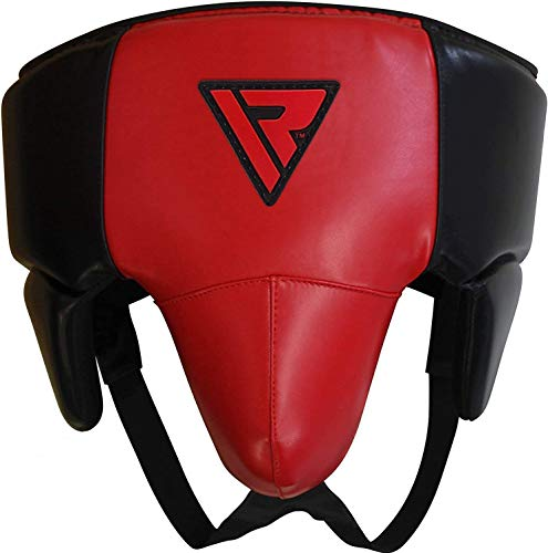 RDX Groin Guard for Boxing, MMA Training – Abdo Protection Gear for Men - Jock Strap for Kickboxing, Muay Thai & Martial Arts – Abdominal Protector for Taekwondo, BJJ, Karate, Sparring & Fighting