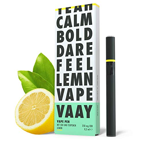 VAAY Diffuser Pen – Entspannender Vape...