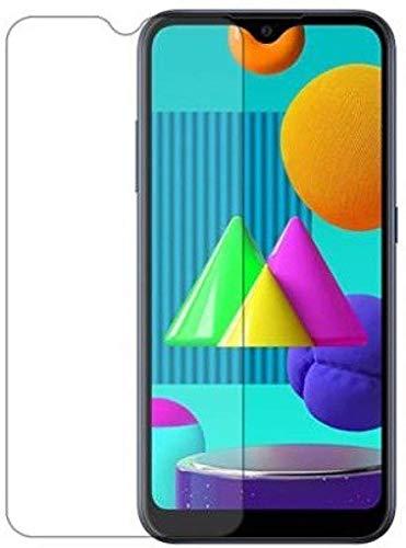 EASYBIZZ 2.5D 0.3mm Tempered Glass Screen Guard Protector forSamsung Galaxy M01