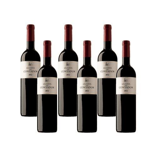 La Cueva del Contador - Vino Tinto - 6 Botellas