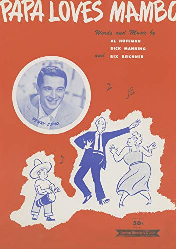 Papa loves Mambo: as performed by Perry Como, Popular Standard, Single Songbook (English Edition)