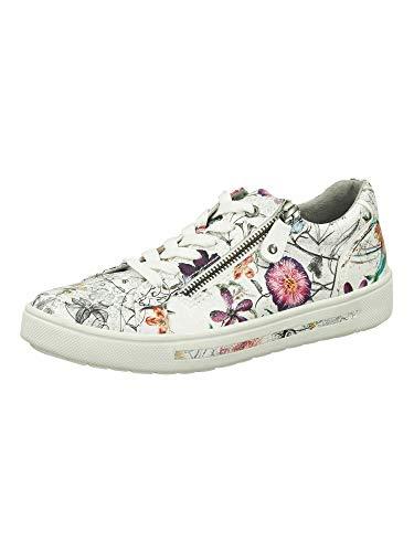 Jana Damen Sneaker 8-8-23661-26 149 H-Weite Größe: 39 EU