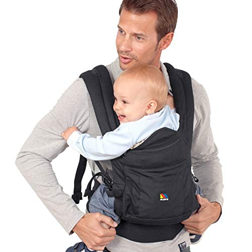 Portabebés Ergonomic Comfort Carrier 2 in 1