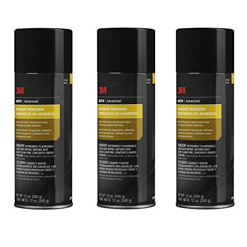 3M 03618 Adhesive Remover - 12 oz, 3 Pack