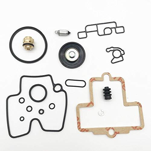 NCOEM Kit de reparación de carburador para Keihin FCR SX EXC FCR39 2001 400/520 Reemplazo del Accesorio del Kit de carburador