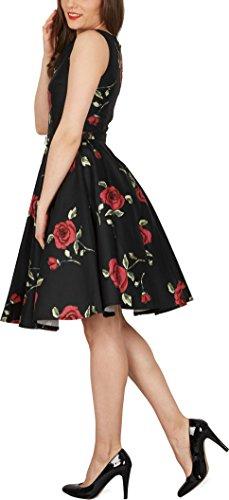 'Audrey' Vintage Infinity Kleid im 50er-Jahre-Stil - 2