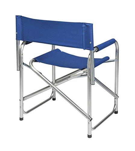 Sparco s0990058Paddock Stuhl, blau