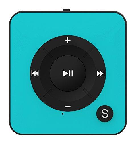 MP3-Player Made in Germany Royal BC05 – Clip, Sport, Fitness Player, 15 Stunden Wiedergabe, USB Kabel, microSD Kartenslot für bis zu 32 GB microSD Karten - von Bertronic