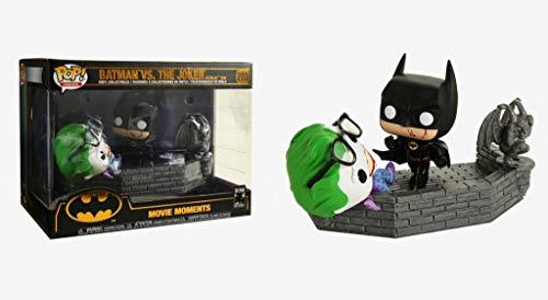 Funko 37250 Pop Vinilo: Movie Moment 80th: Batman and Joker (1989) Figura Coleccionable, Multicolor 6