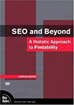 SEO and Beyond: A Holistic Approach to Findability, DVD (Voices That Matter)