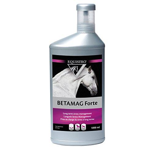 Vetoquinol - Equistro Betamag Forte Flüssiges Diät-Ergänzungsfuttermittel für Pferde, 1er Pack (1 x 1.27 kilograms)