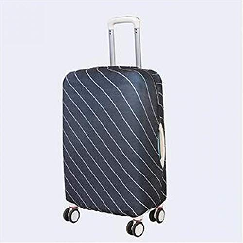 MAZS 18inch to 30inch elastic suitcase protective cover/protector pure color Suitcase Twill stretch Fabric dust cover 6 colors