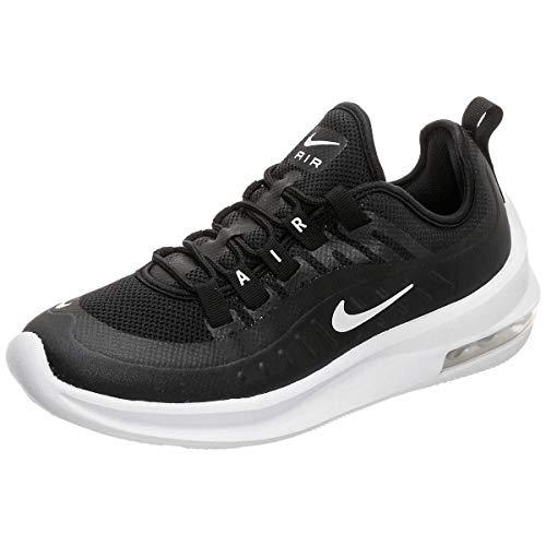 Nike Wmns Air Max Axis, Scarpe da Ginnastica Basse Donna, Nero Black White 002, 44.5 EU
