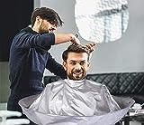 Hair Cutting Cloak Umbrella Cape Salon Barber...