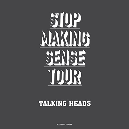 Stop Making Sense Tour 1983