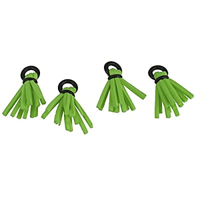 collectsound 4Pcs Umbrella Shape Float Foam Indicator Tool Outdoor Fly Fishing Accessories from collectsound