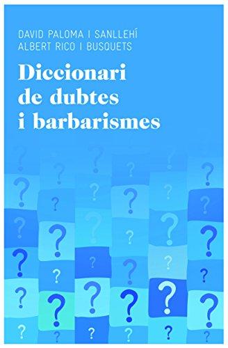 Diccionari de dubtes i barbarismes (Aula)
