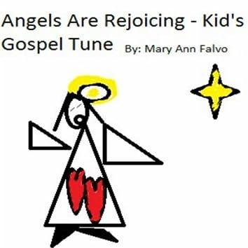 Angels Are Rejoicing-Kids Gospel Tune