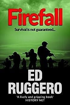 Firefall (Mark Isen Book 3) by [Ed Ruggero]