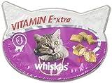Whiskas - Aperitivos para Gatos con Pollo, 8 x 50 g