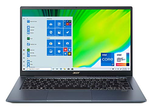 Compare Acer Swift 3X vs other laptops