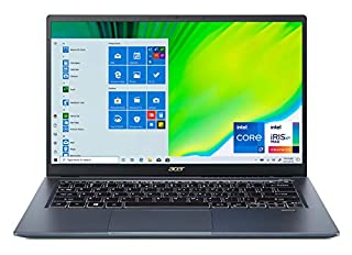 "Acer Swift 3X Thin & Light Laptop, 14"" Full HD, 11th Gen Intel Core i7-1165G7, Intel Iris Xe Max, 16GB LPDDR4X, 1TB NVMe SSD, Intel Wi-Fi 6, Fingerprint Reader, Back-lit Keyboard, SF314-510G-767Y (B08MQSV2WW) | Amazon price tracker / tracking, Amazon price history charts, Amazon price watches, Amazon price drop alerts"