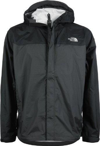 The North Face Venture Jacket - Men's Asphalt Grey/TNF Black XX-Large