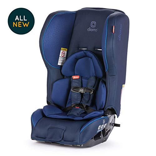 Diono Rainier 2AX, All-Star Safety Car Seat, for Children 5 to 65 lbs, Blue