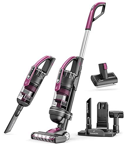 ROOMIE TEC Alpha Professional Cordless Upright Vacuum Cleaner