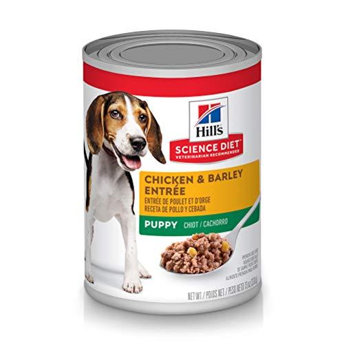 Hill's Science Diet Wet Dog Food, Puppy, Chicken &...