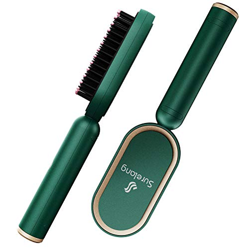 Surelang Hair Heat Straightening Brush Now $16.79 (Was $27.99)