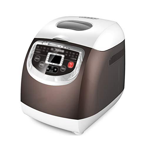 NYKK Panificadora Pan al Vapor máquina de Pan Inteligente de Masa de Pan al Vapor Yogur automática hogar Magic Box Pan Integrado Robot de Cocina con Kitchen Craft World of Flavo