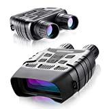 FREE SOLDIER Night Vision Goggles Binoculars - Digital Infrared Binoculars for Adults with Night Vision 984ft Viewing Range with 2.31' TFT Screen 32GB Memory Card Spy Gear for Hunting & Surveillance