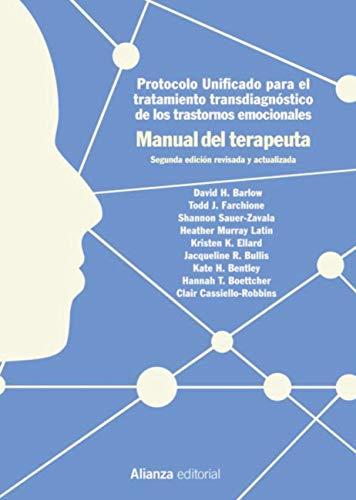 Protocolo unificado para tratamiento transdiagnostico los trastornos