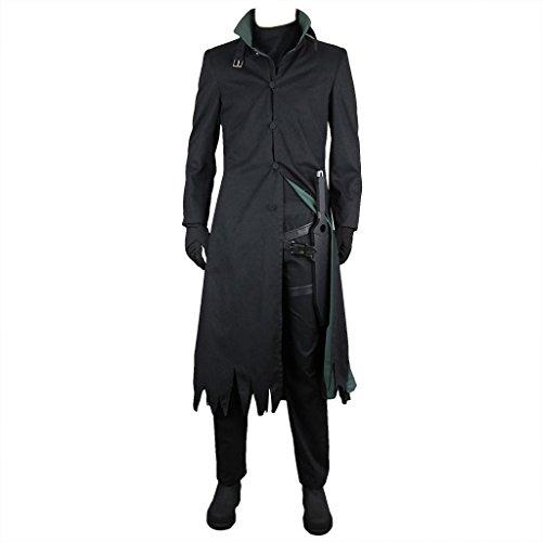 FarEastDayDream Holysteed Darker Than Black: The Black Contractor HEI(Li Shenshun) Costume Suits X-Small
