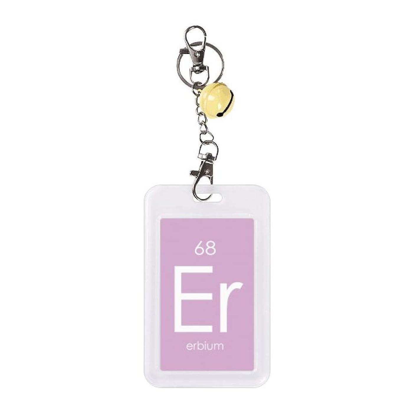 スナップイディオム危険な化学元素周期表 証明書クレジットカード保護スリーブイエローベル