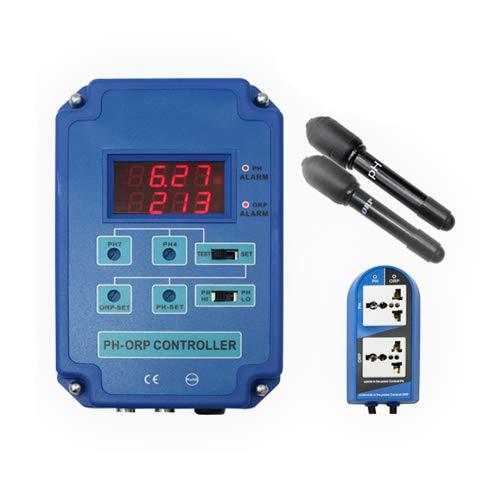 OCS.tec PH+REDOX/ORP CONTROLEUR REGULATEUR Meter/Metre CO2 Eau Douce/SALÉE P13