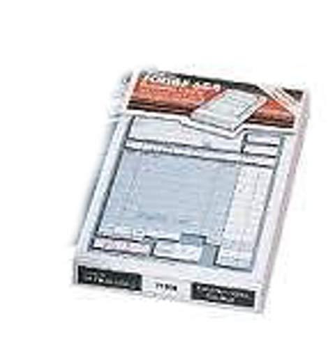 Rexel Twinlock Scribe 654 - Facturas de venta con copia para registradoras (165 x 102 mm, 100 unidades)