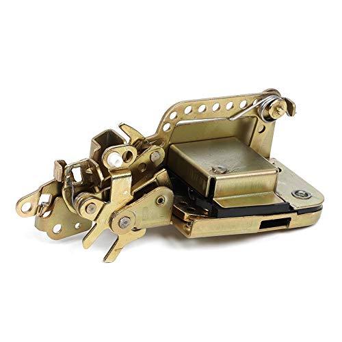KIMISS Türschloss-Stellmotor, Türschloss-Verriegelungsmechanismus vorne rechts Passend für Transporter T4 1990-2003 701837016D